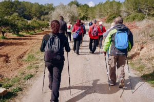 Nordic Walking Can Tomàs
