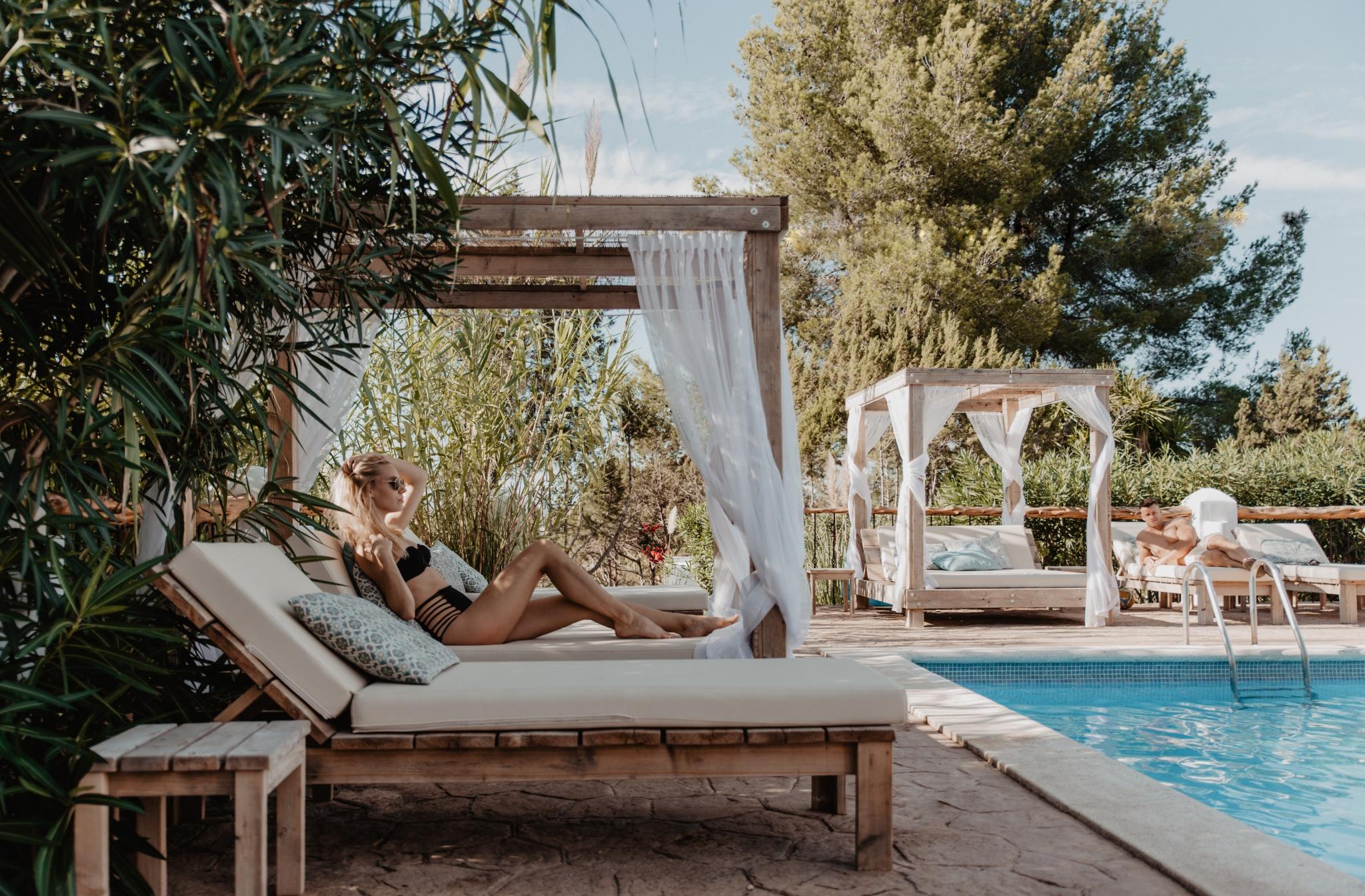 Hoteles ruarles y agroturismos de Sant Antoni de Portmany