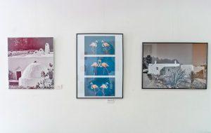 Exposición conjunta en el espacio cultural de Can Portmany