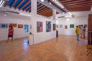 Muestra colectiva en la sala Walter Benjamin de Sant Antoni
